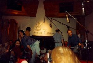 Carousel album recording